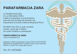 Parafarmacia Zara Torino